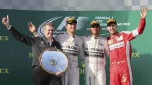 Formula 1, vince Hamilton. Ferrari terza