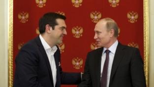 L'interesse della Russia per l'economia della Grecia