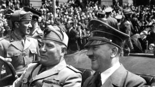 Gli ultimi giorni di Mussolini e Hitler