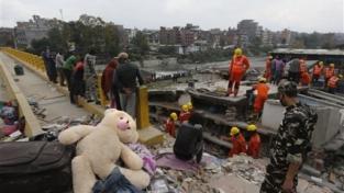 Il mondo è con il Nepal