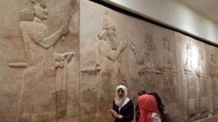 Baghdad salva l'arte dall'Isis