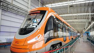 Il primo tram a idrogeno
