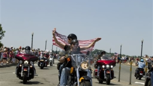 I Rolling Thunders al Memorial Day di Washington