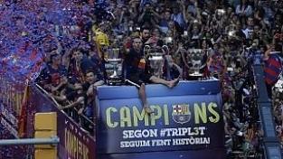 Il Triplete del Barça