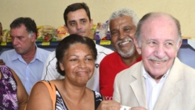 Primo Programma nazionale di economia solidale in Brasile