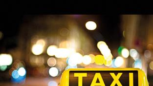Un tassista sul Tabor