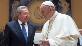 Cuba si prepara ad accogliere Francesco