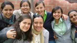 Giovani religiosi a Roma. La gioia della vita consacrata