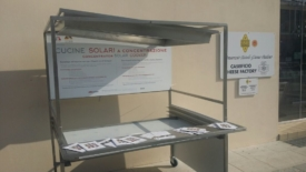 Cucine solari per Haiti alla Convention EdC