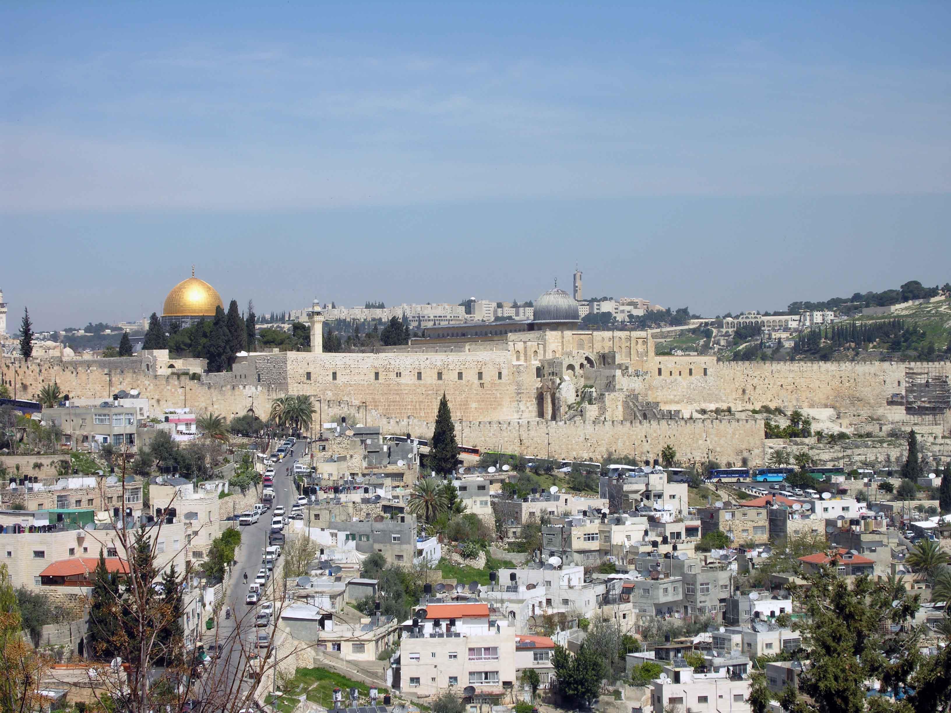 Gerusalemme © Michele Zanzucchi 2005
