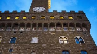 I vespri di Bartolomeo I nel battistero di Firenze