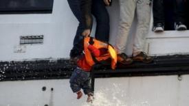 Egeo: un mare di vite perse e sogni naufragati
