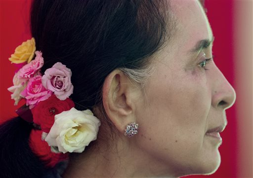 Elezioni in Myanmar