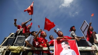 Elezioni in Myanmar, San Suu Kyi sfida i militari