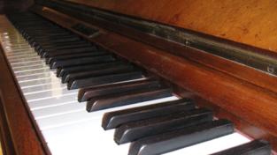 Il pianoforte di Shanghai