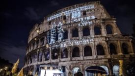 Al Colosseo contro la pena di morte