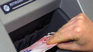 Nuovi limiti ai prelievi da bancomat