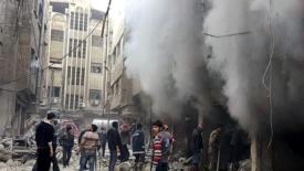 """La """"pericolosità variabile"""" della Siria"""