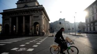 Milano a piedi