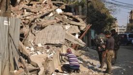 Natale senza casa sui luoghi del sisma