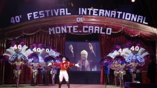 40 anni del Circo di Montecarlo
