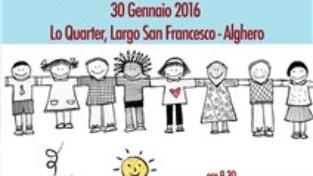 Una città per tutti. Alghero 30 gennaio 2016