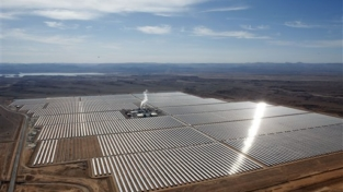 Il più grande impianto solare del mondo
