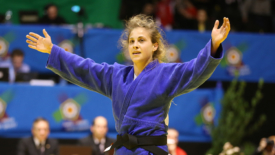 Squarci di judo azzurro