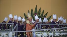 """Il papa ai consacrati: non siate """"impiegati di Dio"""""""