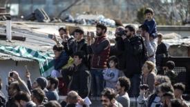 Elezioni, ruspe e campi rom