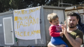 """""""Campi nomadi contro i diritti umani"""""""
