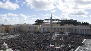Il papa: La Chiesa non vuole offerte frutto del sangue