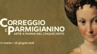 Correggio e Parmigianino, l'amore per la vita
