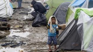 «Al confine con la Macedonia ho visto un'umanità ferita»