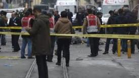 Turchia ferita dopo l'attentato