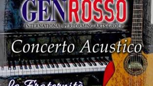 Concerto GenRosso a Napoli