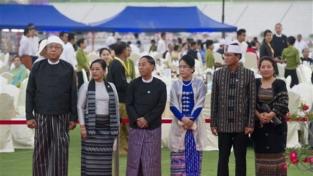 Myanmar: ha giurato il nuovo presidente coi 18 ministri