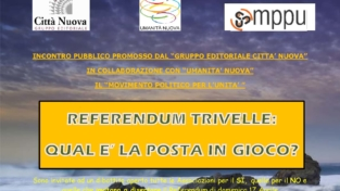 Referendum Trivelle. Le ragioni del sì e no