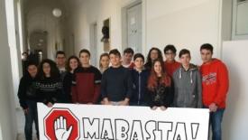 Mabasta!, studenti contro il bullismo