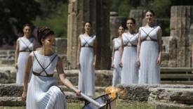 Rio 2016, è iniziato il viaggio della torcia olimpica