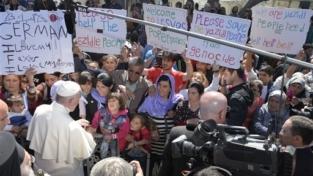 I bambini di Betlemme e i bambini di Lesbo
