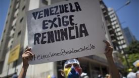 Il Venezuela in bilico