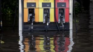 Alluvione in Argentina