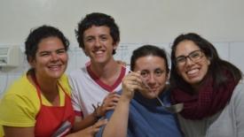 In Ecuador giovani da tutto il mondo nel segno della fraternità