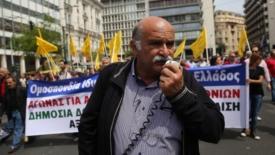 Grecia: la tensione sociale sale
