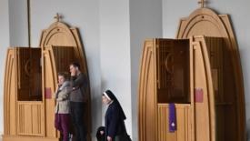 Al santuario della prima santa del nuovo millennio, Faustina Kowalska