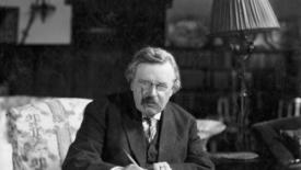 Chesterton, il mago bambino