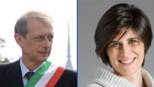 Torino, confronto a tutto campo tra Fassino e Appendino
