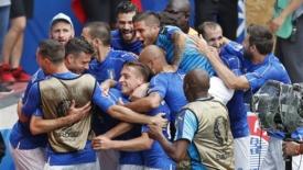 Eder, colpo di coda: 1-0 Italia!