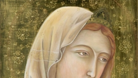 Caterina da Siena scrive a politici di oggi